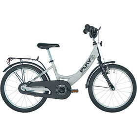 "Puky ZL 18-1 Bicycle aluminium 18"" Kids, light grey/black"